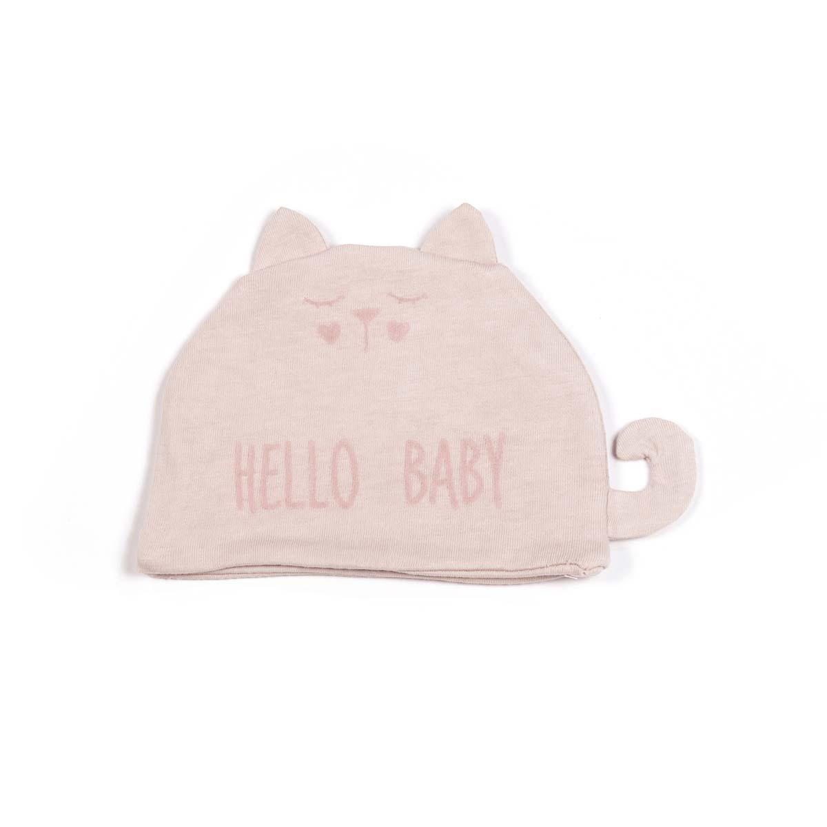 Gorro Rosa Hello Baby Walking Mum