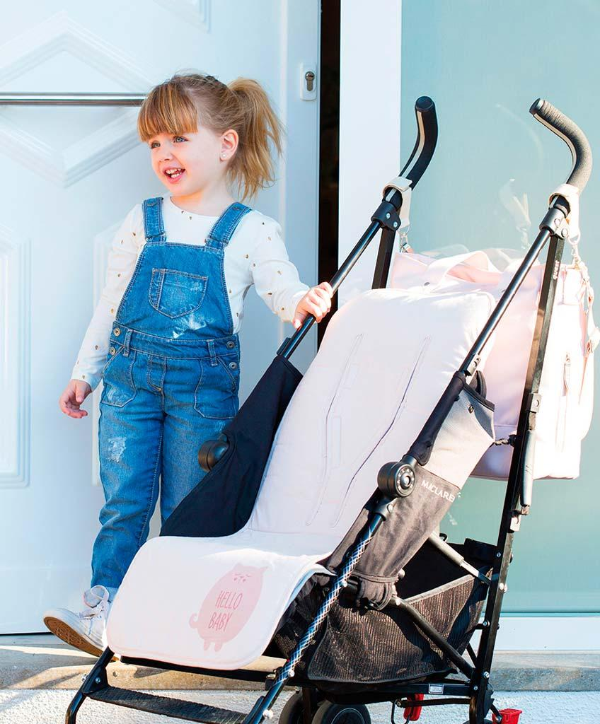 Coleccion Hello Baby Walking Mum