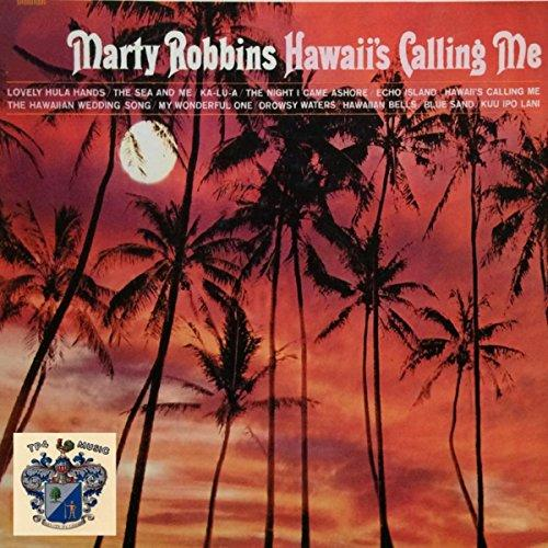 disco de canciones hawaianas mezcladas con country