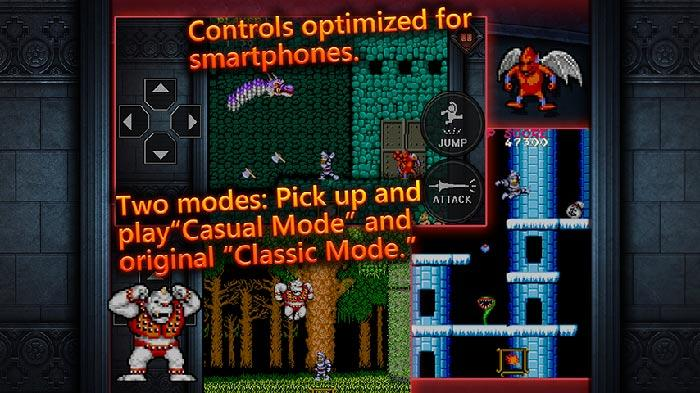 Ghosts N Goblins Android
