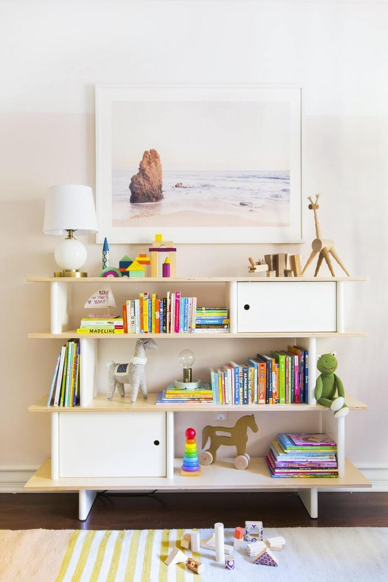 5_consejos_para_decorar_un_dormitorio_infantil_inspiración_dormitorio_bebé_detalle_librería