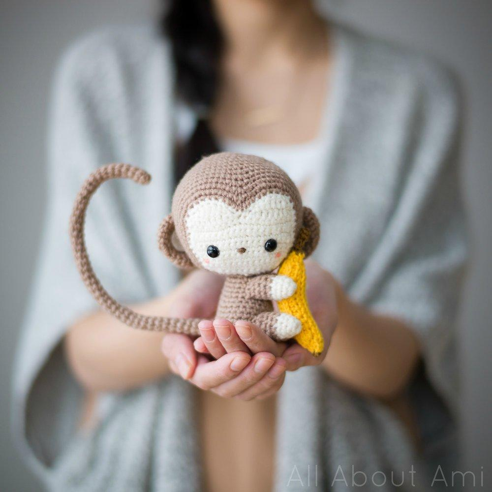 amigurumi gratis mono all about amy
