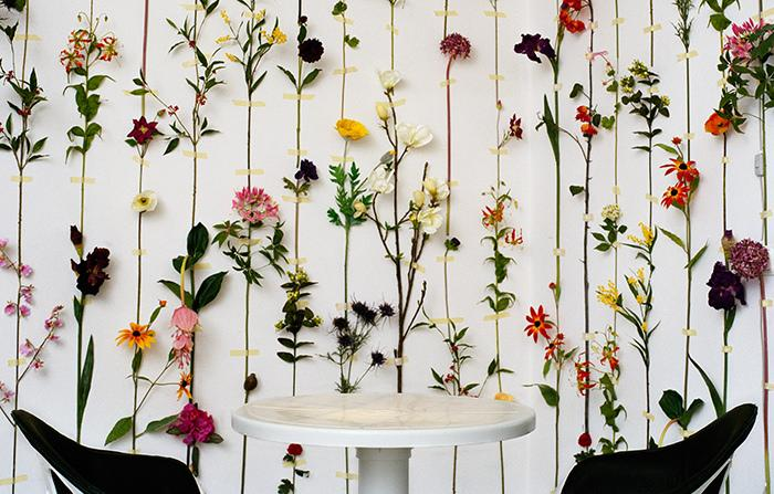 ideas decorar paredes flores 2