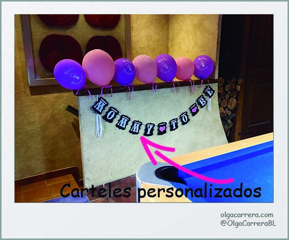 ideas-baby-shower-carteles-personalizados-por-Olga-Carrera-Blogger