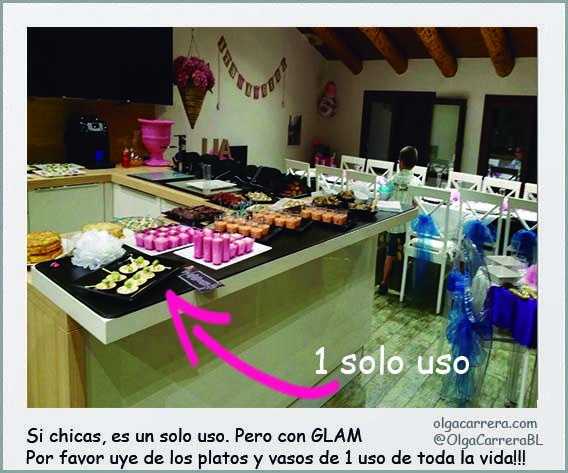 Ideas-Baby-Shower-un-solo-uso-con-glam-por-Olga-Carrera-Blogger