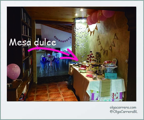 Ideas-Baby-Shower-mesa-dulce-por-Olga-Carrera-Blogger
