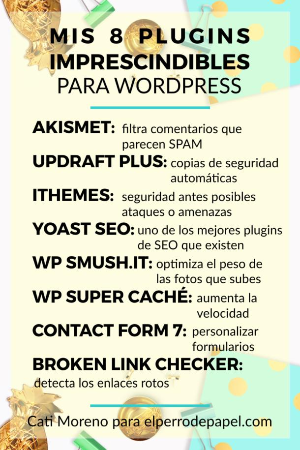 plugins imprescindibles para wordpress org