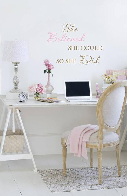 Shabbychic-home-office-vintagerosecollection
