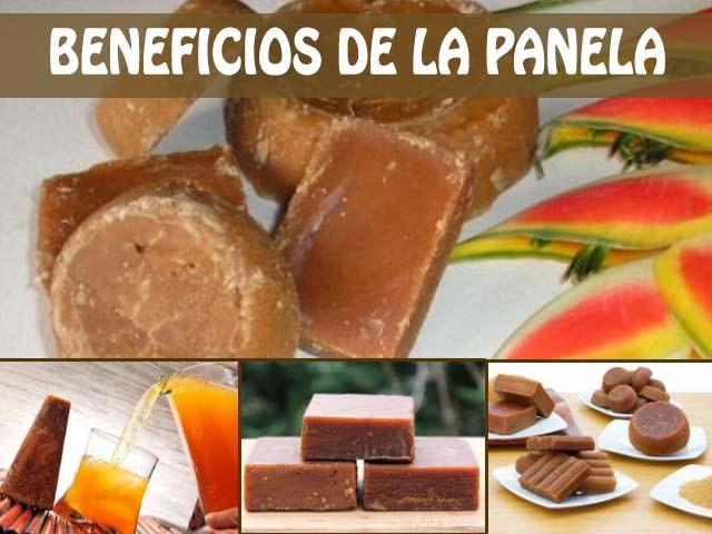 beneficios de la panela