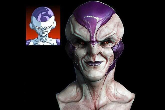 freezer de dragon ball