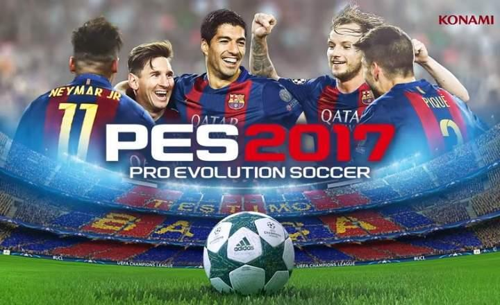 descargar pro evolution soccer 2017 PES 2017 Android