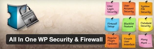 All in One Security Firewall