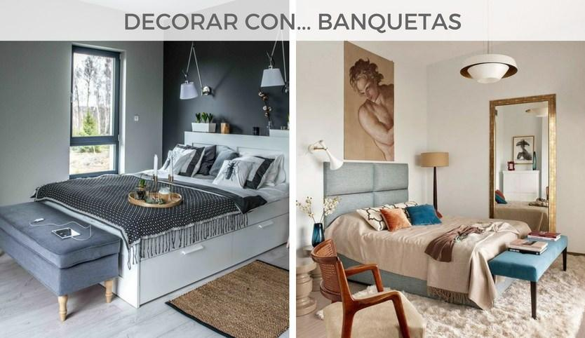 5_ideas_para_decorar_los_pies_de_la_cama_decoración_banquetas