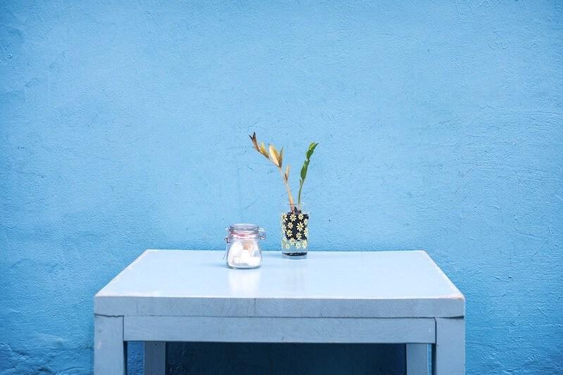 pintar con brocha sin dejar marcas sobre los muebles