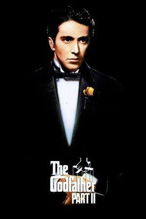 Poster Movie The Godfather: Part II 1974