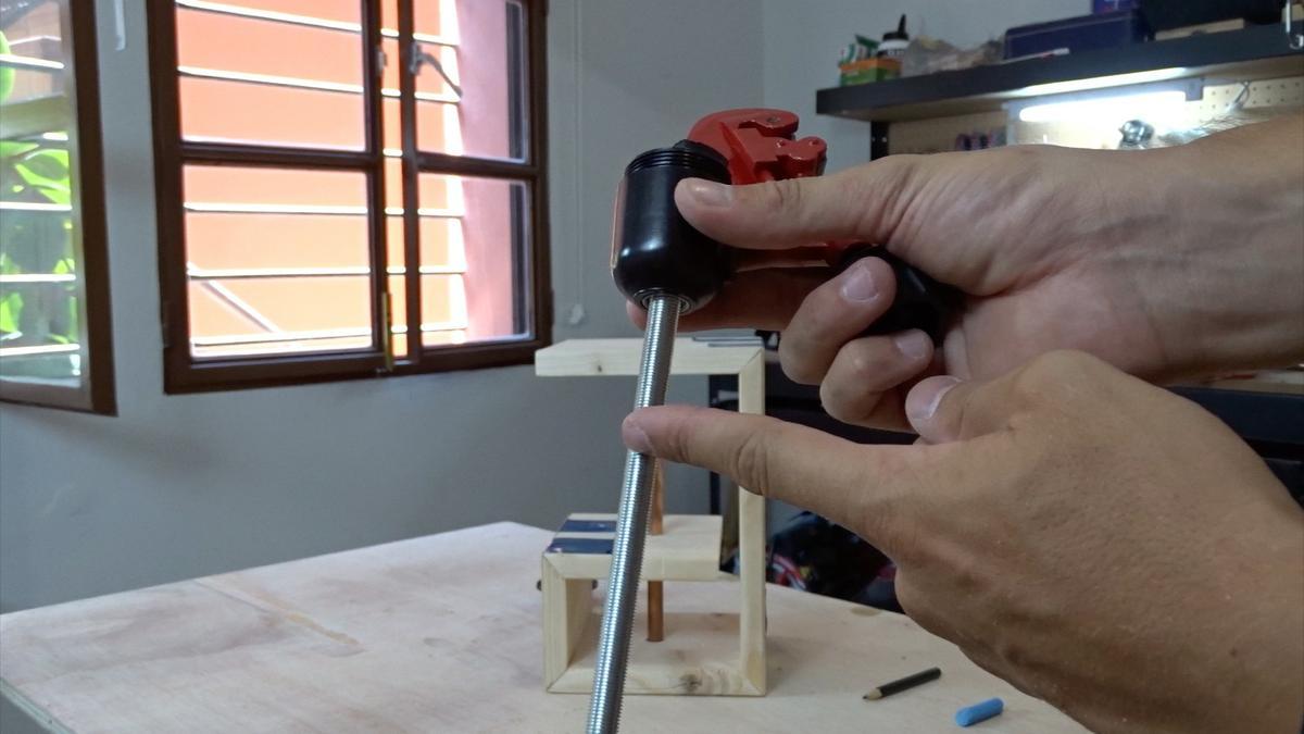 Como hacer una lampara 11 | DIY modern lamp