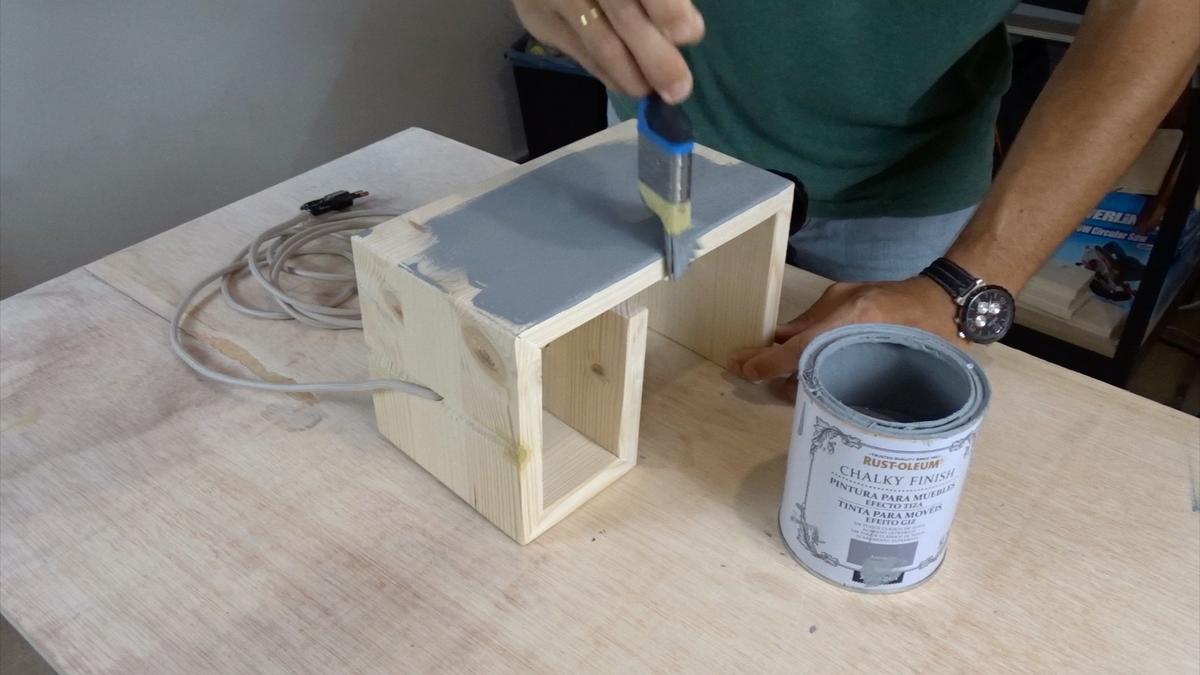 Como hacer una lampara 17 | DIY modern lamp