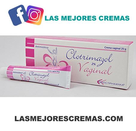 crema vaginal Clotrimazol