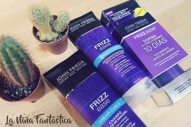 pack dream curls de john frieda