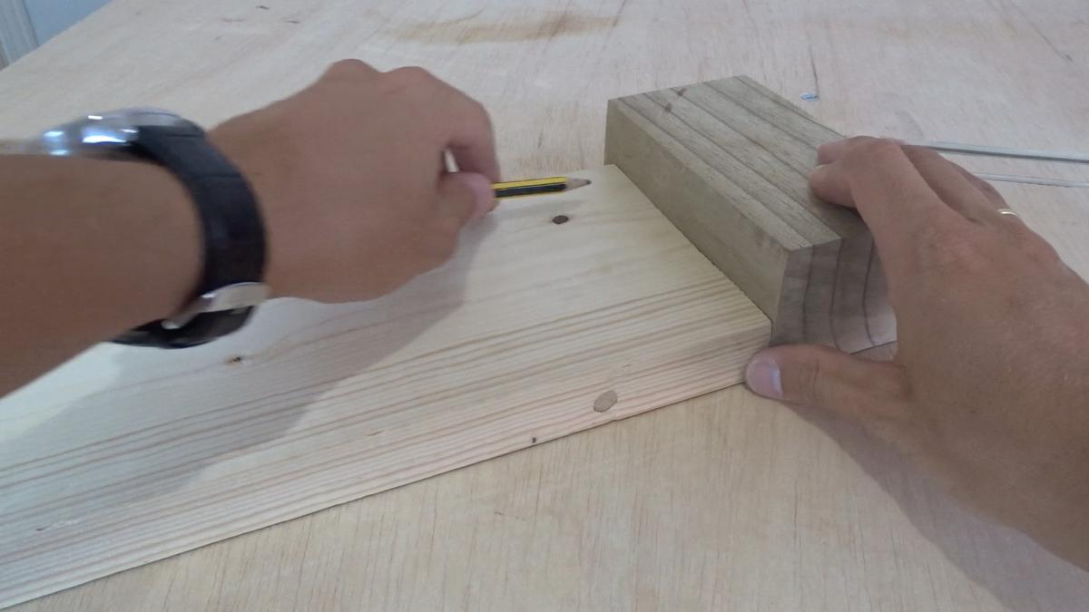 Como hacer un toallero de madera | DIY towel holder 2