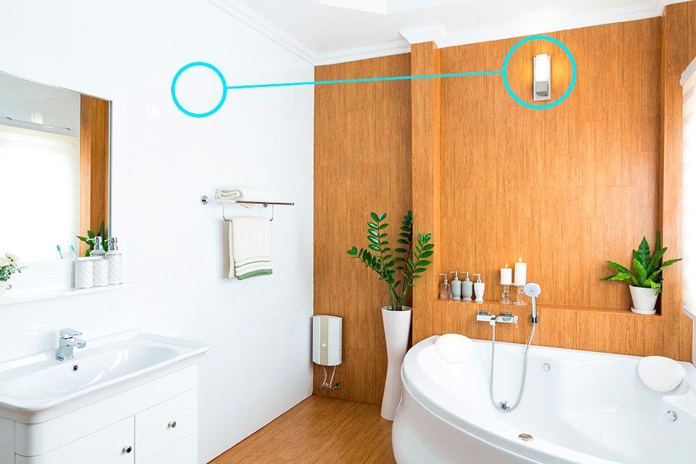 ¿Cuarto sin ventanas? Ideas brillantes para crear un baño ...