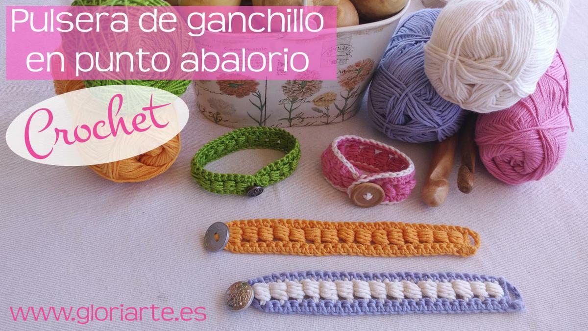 756c7bf4ff6e pulsera a crochet | facilisimo.com