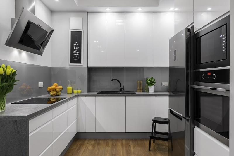 autifully designed kitchen