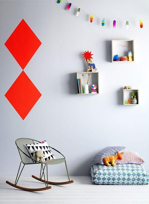 Últimas_tendencias_de_color_para_paredes_infantiles_decoración_cómo pintar paredes-rojo-13