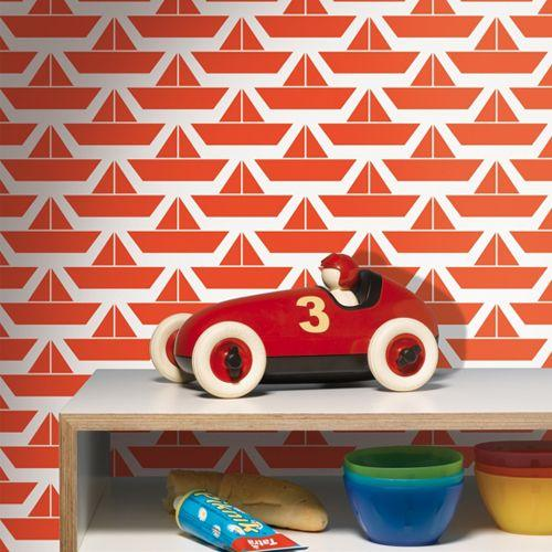 Últimas_tendencias_de_color_para_paredes_infantiles_decoración_cómo pintar paredes-rojo-14