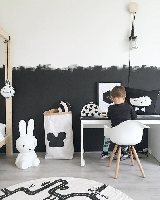 Últimas_tendencias_de_color_para_paredes_infantiles_decoración_cómo pintar paredes-negro-18