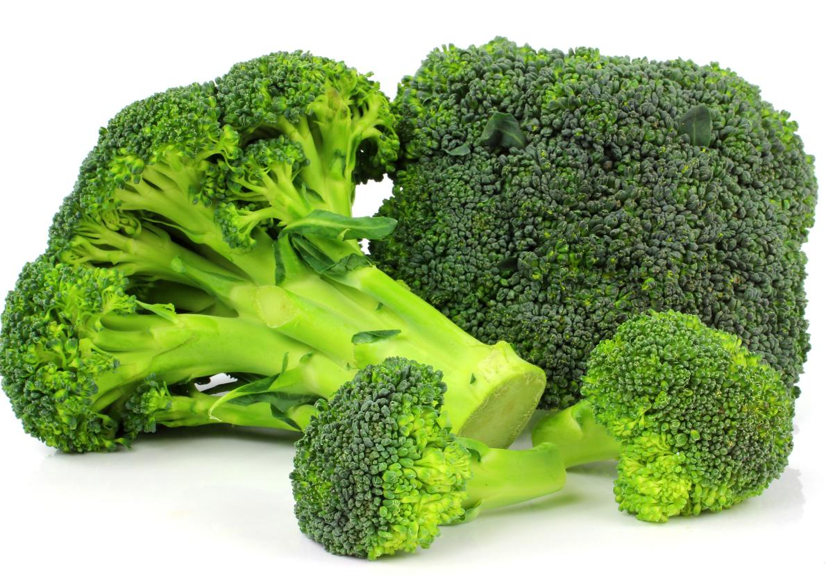 27545499 - broccoli vegetable isolated on white background