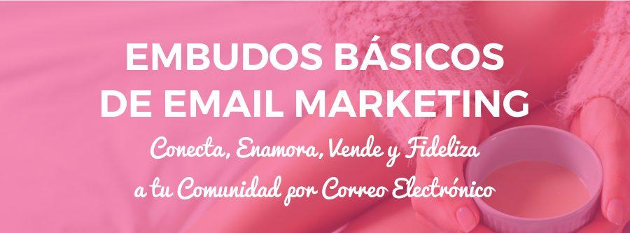 embudos básicos de email marketing