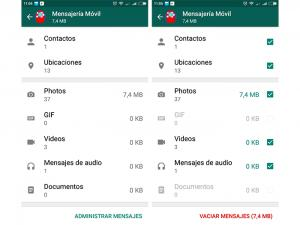 imagen WhatsApp para Android