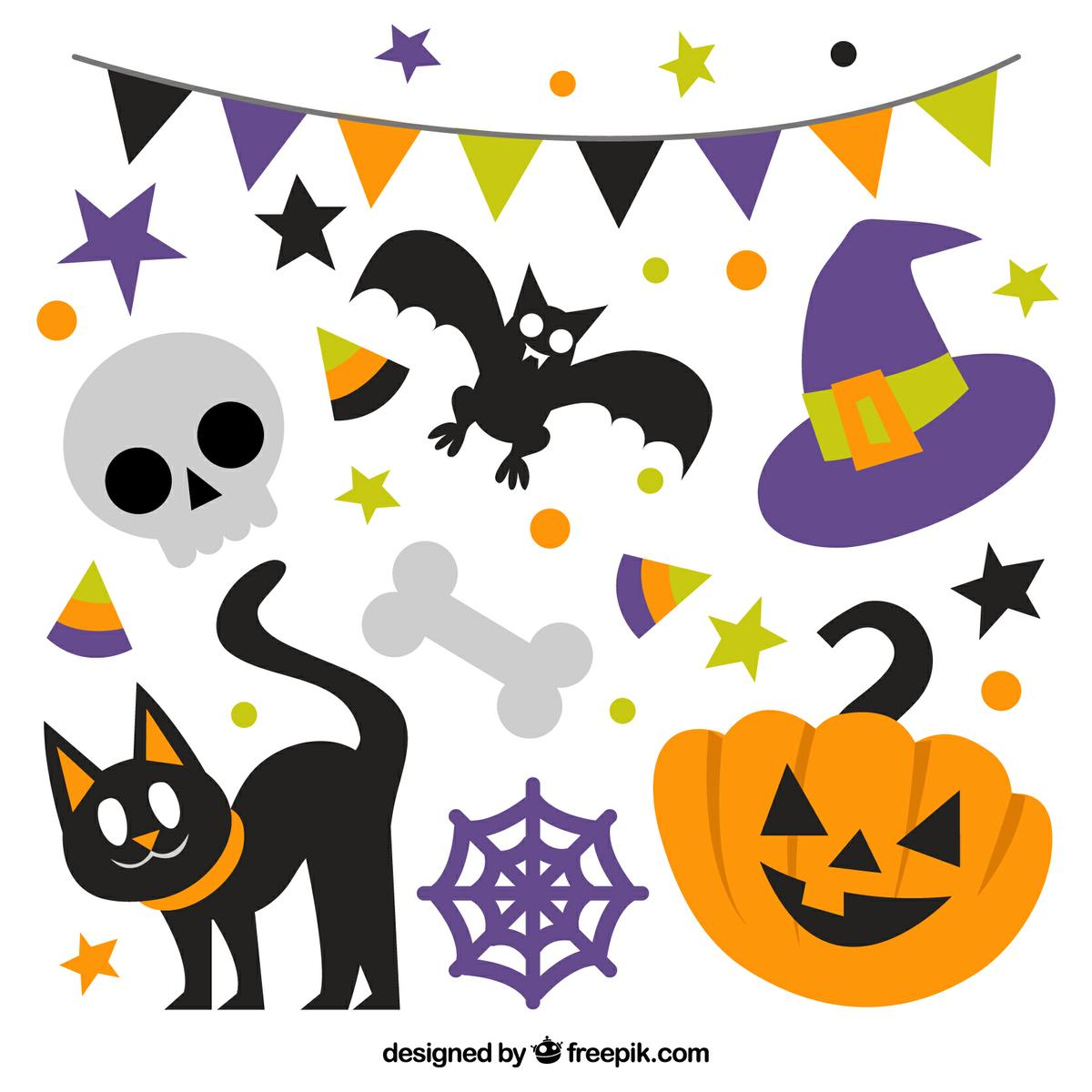 Quiet book casero:ideas para halloween