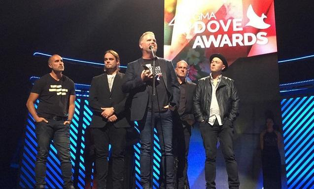 mercyme dove awards 2017 mercy me music 2018 lifter premio musica album