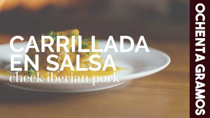 carrillada en salsa