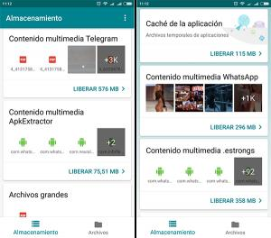 imagen Files Go para Android