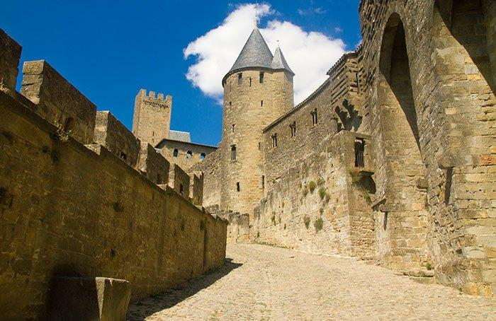 carcassone, ciudades alternativas de europa