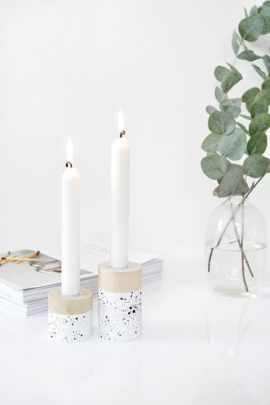 04 diy candle holder project