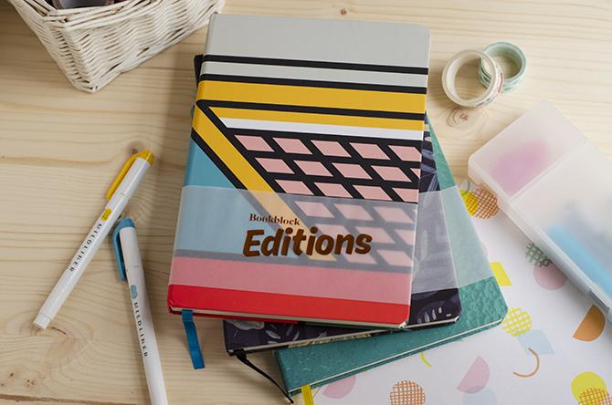 Bookblock, cuadernos perfectos