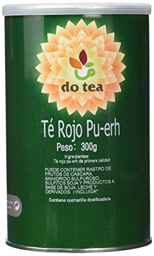 Do Tea Pu-erh Té Rojo - 300 gr