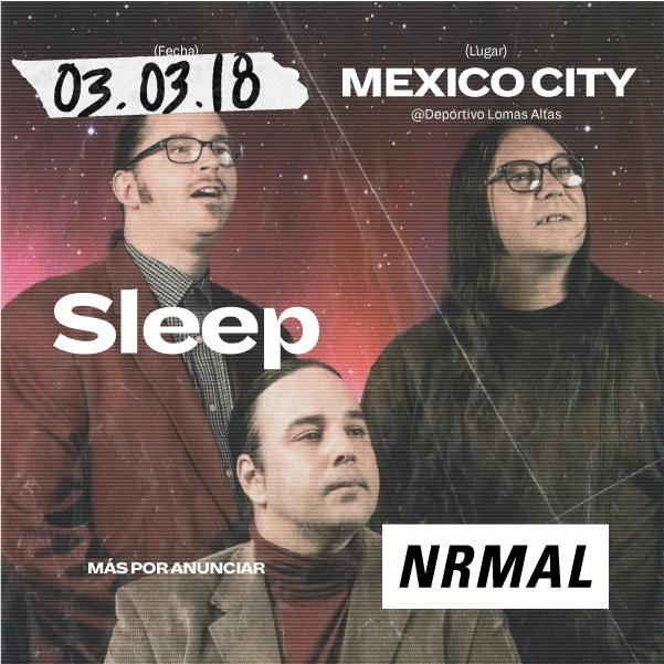 Sleep Nrmal 2018