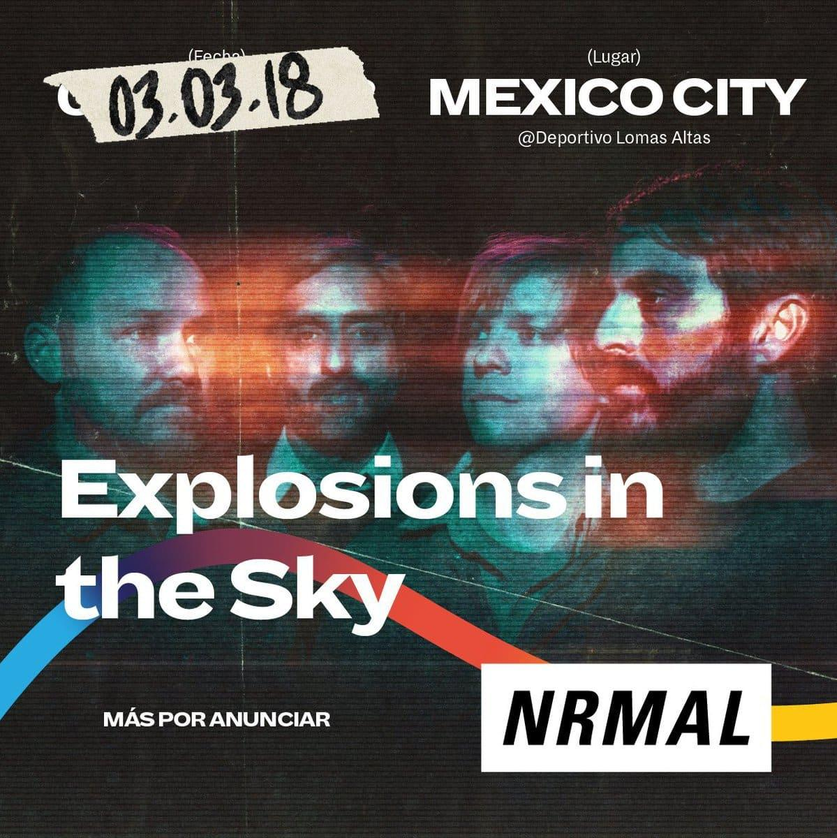 Nrmal Explosions in the Sky