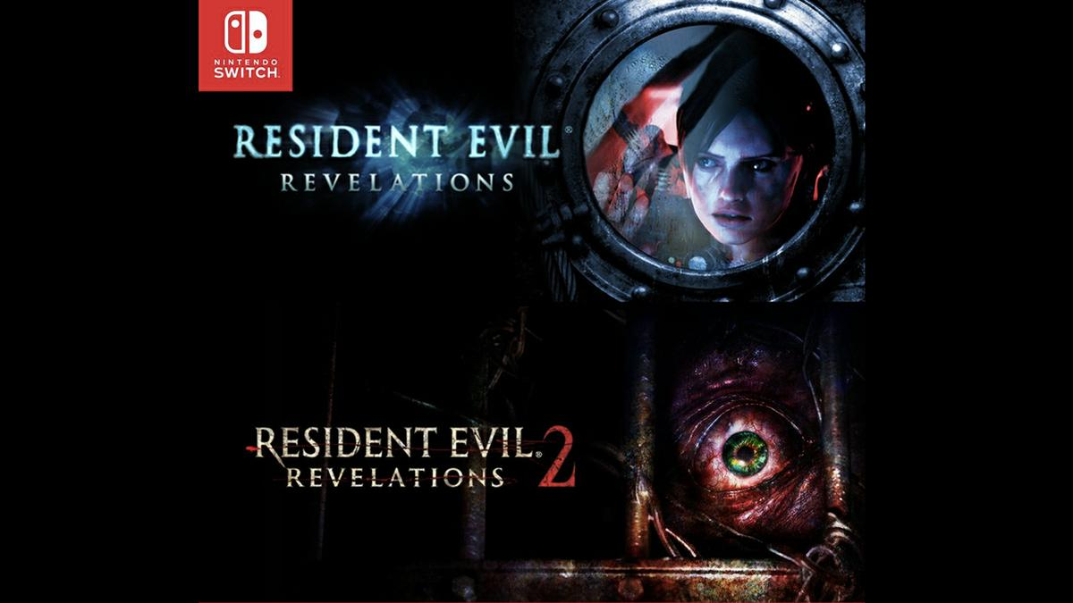 Resident Evil para Nintendo Switch