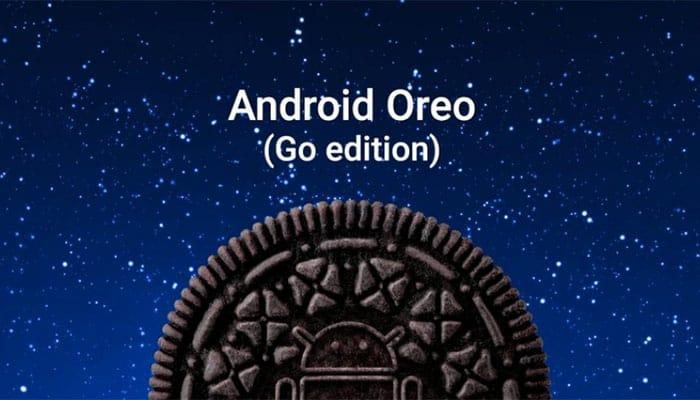 imagen Android Oreo (Go Edition)