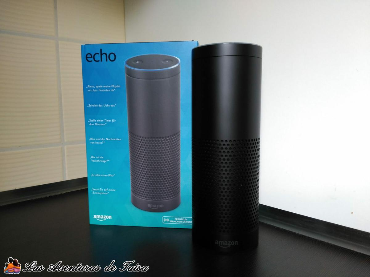 El asistente Alexa - Amazon Echo