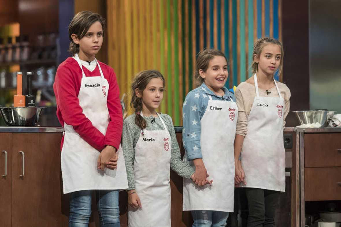 Gran final de MasterChef Junior 5