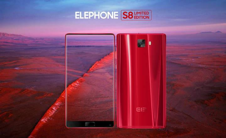 "Elephone S8 analisis reseña review movil con CPU Helio X25 deca core a 2.5GHz pantalla 2K de 6"" 4GB de RAM 64GB de almacenamiento cámara de 21MP de Sony y batería de 4000mAh especificaciones precio y opinión en español"
