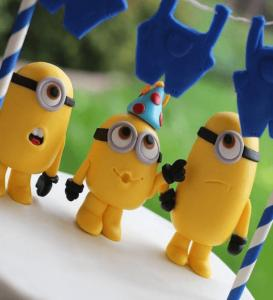 Hello papayera, Tarta Minion
