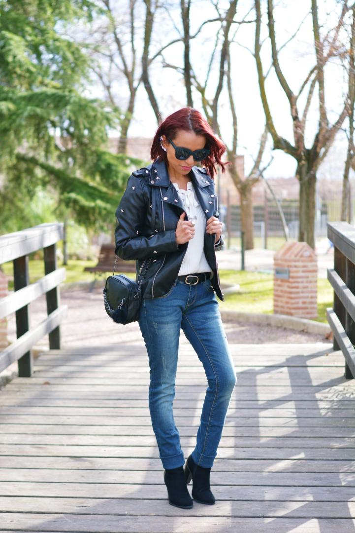 Look con jeans Cambalache